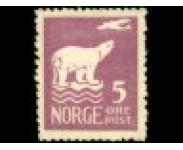 1925/28 Postfrisk og Stemplet