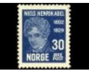 1929/35 Postfrisk og Stemplet