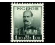 1937/40 Postfrisk og Stemplet