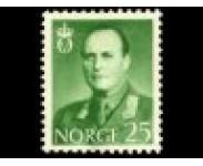 1955/62 Postfrisk og Stemplet