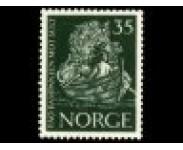 1962/63 Postfrisk og Stemplet