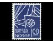 1969/70 Postfrisk og Stemplet