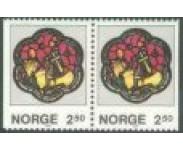 1985/86  Postfrisk og stemplet