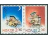 1987/88 Postfrisk og stemplet