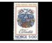 1989/90  Postfrisk og stemplet