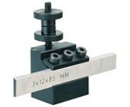 Dreiebenk PD 400 / 400 CNC og tilbehør