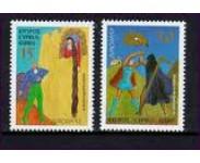 Europamerker Postfrisk