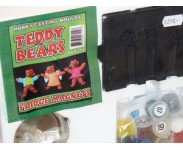 Figurer med kjøleskapsmagneter