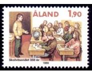 Åland Postfrisk Del 2 AFA 28 - 55