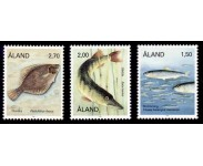 Åland Stemplet  Del 2 AFA 28 - 55