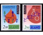 Åland Stemplet Del 3 AFA 56 - 90