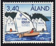 Åland Stemplet Del 4 AFA 91 - 116