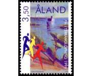 Åland Postfrisk Del 6 AFA 143 - 167