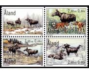 Åland Stemplet Del 7 AFA 168 - 198
