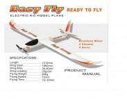 Komplette flypakker RTF