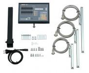 Finfresmaskin FF 500 - FF 500/CNC og tilbehør