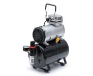 Drivgass og kompressor