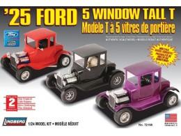 lindberg-1925-ford-5-window-tall-t