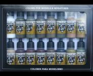 16 Colour set