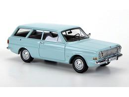 ford-p6-12m-estate-1968-resin-model-car-neo-44340-