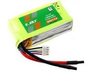 Batteri - Lader - Servo