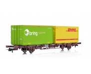 NSB Containervogner / Godsvogner /  Stakevogner