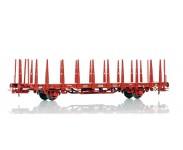 NSB  Stakevogner  med / uten last
