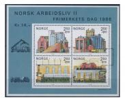 1986 Postfrisk - Stemplet - FDC - Hefter