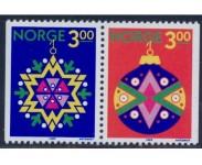 1989 Postfrisk og Stemplet