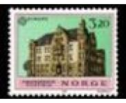 1990 Postfrisk og Stemplet
