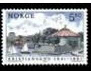 1991 Postfrisk og Stemplet