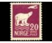 1920/25 Postfrisk og Stemplet