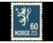 1926/28 Postfrisk og Stemplet