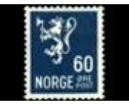 1934/38 Postfrisk og Stemplet