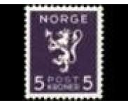 1938/40 Postfrisk og Stemplet