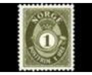 1940/41 Postfrisk og Stemplet