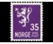1940/41 Postfrisk ogStemplet