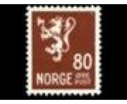 1945/49 Postfrisk og Stemplet