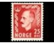 1950/53 Postfrisk og Stemplet
