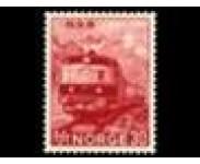 1954/57 Postfrisk og Stemplet