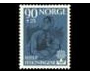 1958/60 Postfrisk og Stemplet