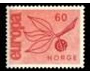 1963/65 Postfrisk og Stemplet