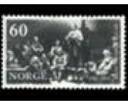 1971/72 Postfrisk og Stemplet