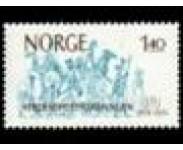1973/74 Postfrisk og stemplet