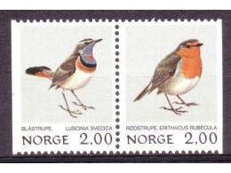 908-09-horisontalt-par-2-00-kr-norske-fugler-iii-p