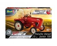 Traktor-byggesett