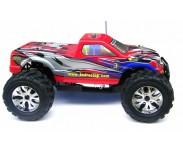 RC Bil med flytende drivstoff
