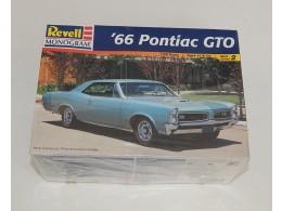 Revell-Monogram-66-Pontiac-GTO-SEALED-R11859