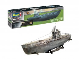05163_kmpw_german_submarine_type_vii_c_41