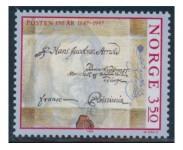 1995 Postfrisk og Stemplet